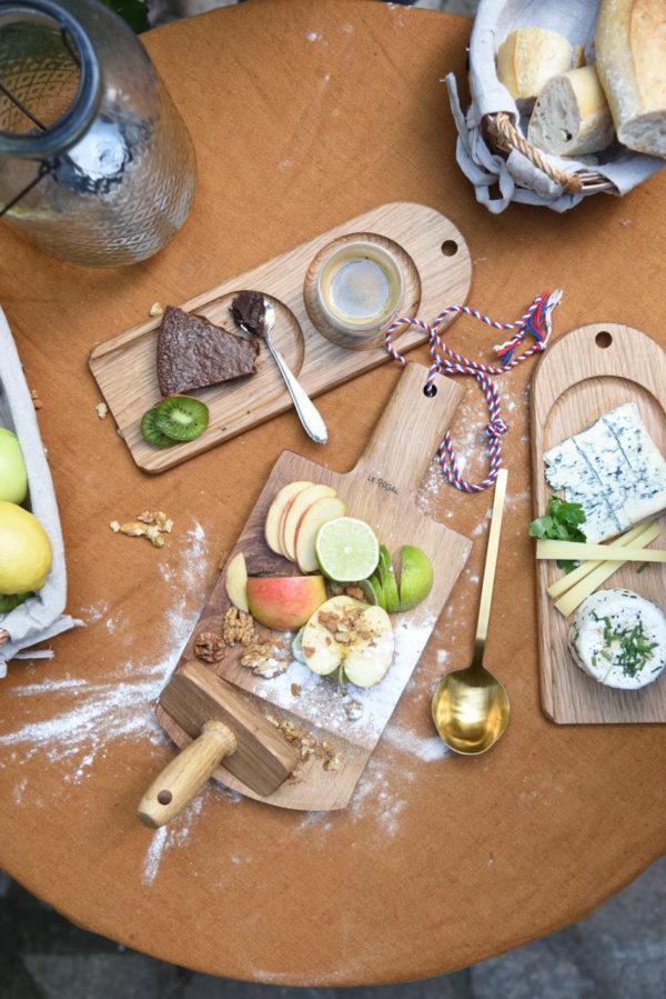 Le Régal, des ustensiles design en bois pour partager la gourmandise