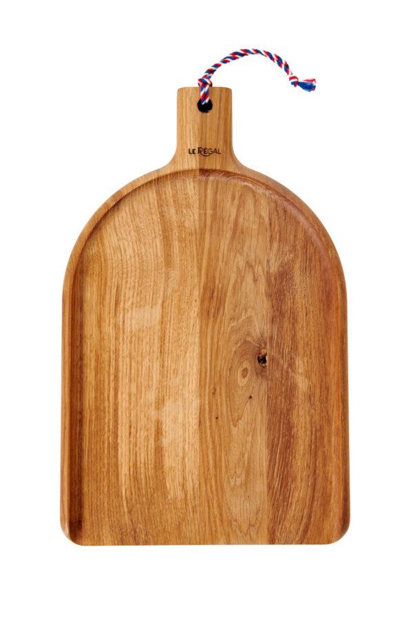 Pelle moyenne Le Régal, un plateau bois pour le service