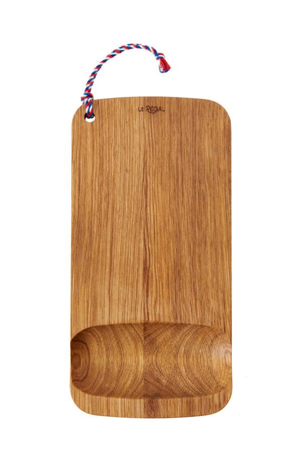 Grand Germinal Planche à découper en bois au design unique - Le Régal