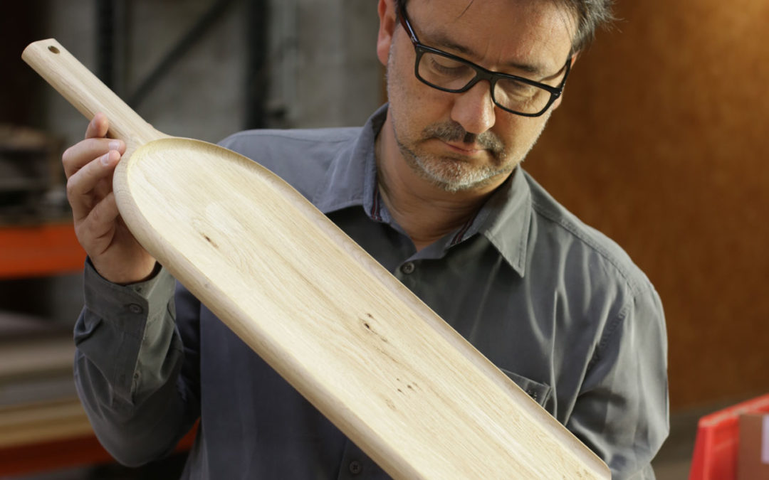 The spotlight on Bruno Lefebvre, creator of the Le Régal kitchenware