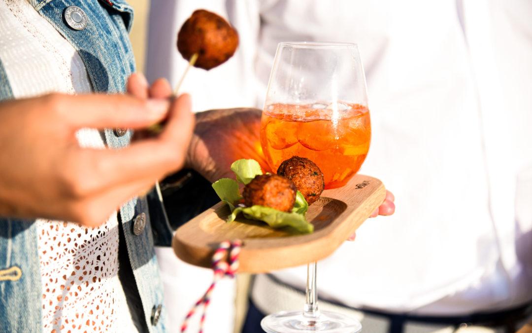 Organiser un cocktail dînatoire d'entreprise